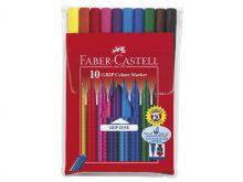 Faber Castell Grip driekantige viltstiften
