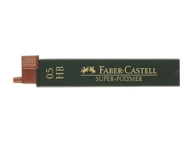 faber castell potloodstiftjes 05 hb