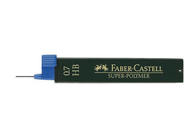 faber castell potloodstiftjes 07 hb