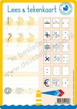 Leestekens & Symbolenkaart