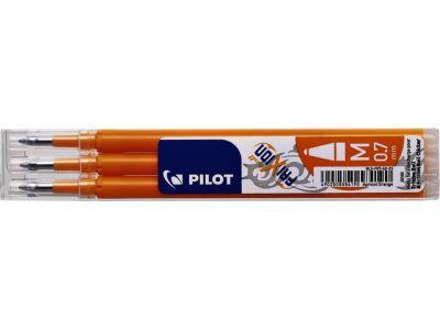 nieuw pilot vulling frixion 07 abrikoos 3 st