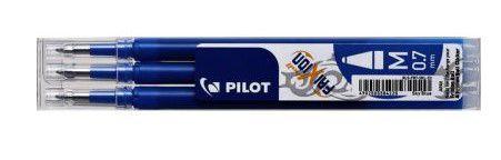 nieuw pilot vulling frixion 07 hemelsblauw 3 st