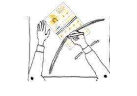 oefenschrift blokletters