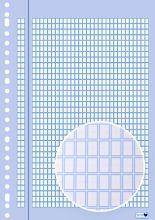 Ringbandpapier Rekenen Schrijfvriend Blauw