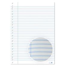 Ringbandpapier Schrijfvriend Blauw2