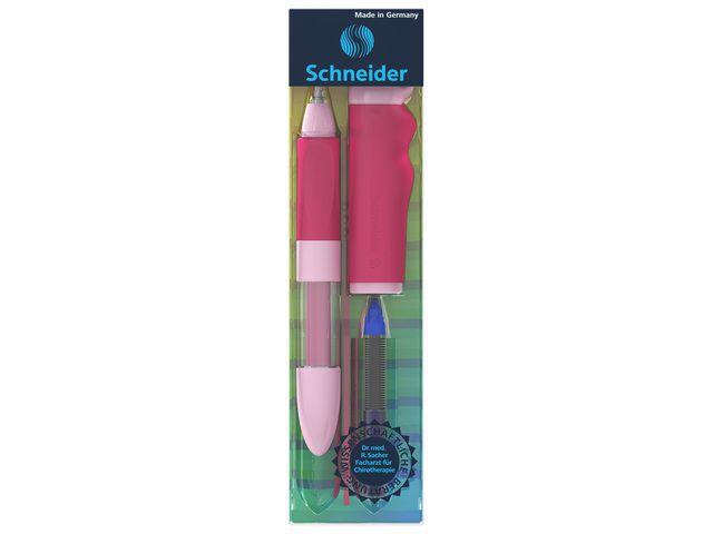 schneider rollerpen base senso lichtjespen roze