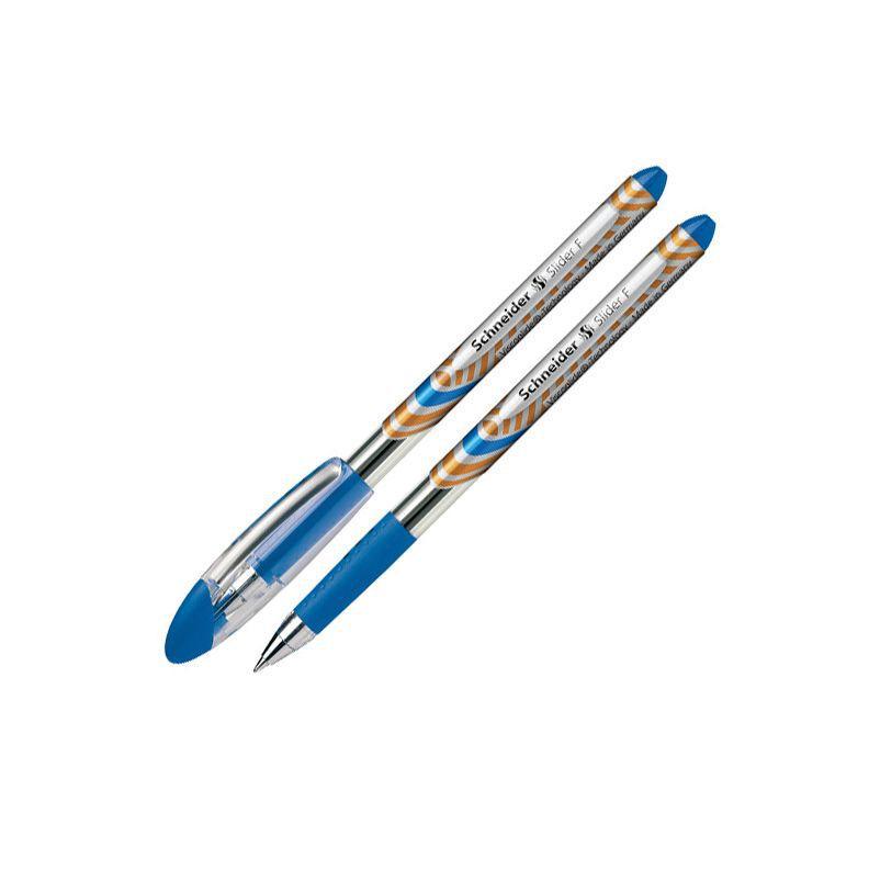 schneider slider fine blauw