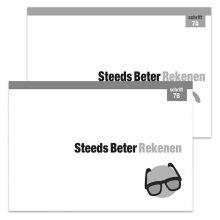 Steeds Beter Rekenen - Groep 7 antw. A/B, 1+1ex