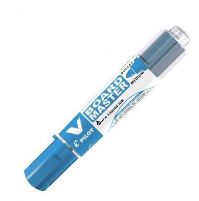 vboard whiteboard marker blauw