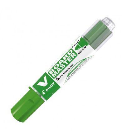 vboard whiteboard marker groen