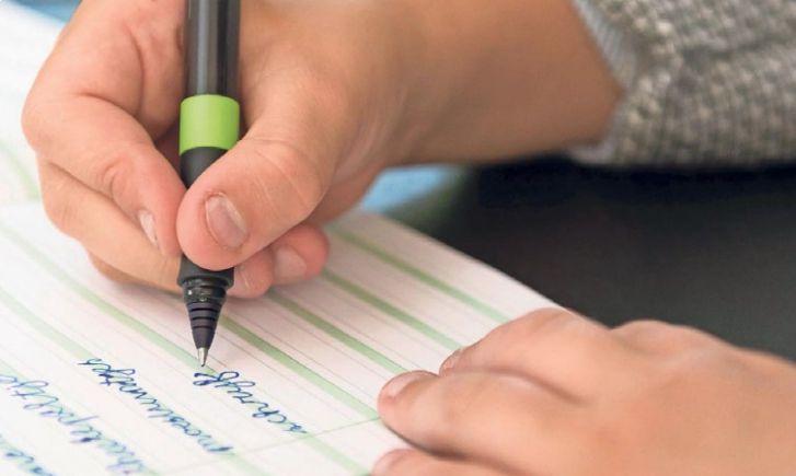 Goed handschrift helpt
