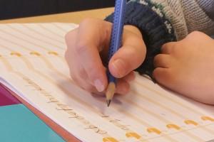 Bij alle vakken aandacht voor schrijven