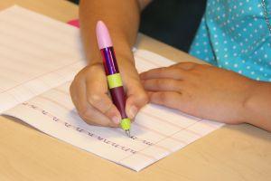 Schrijven zonder pendruk